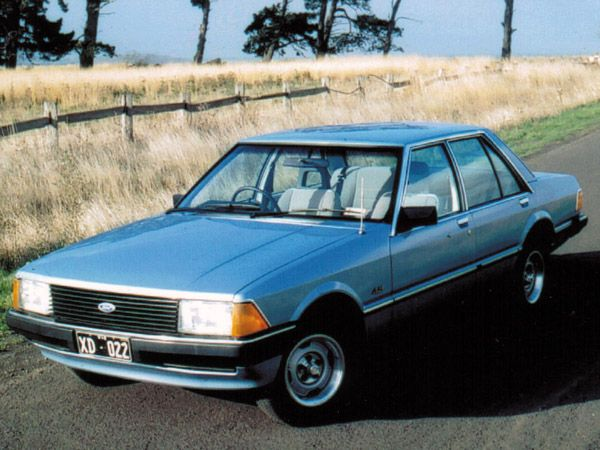 1980 XD ford falcon (Australia)