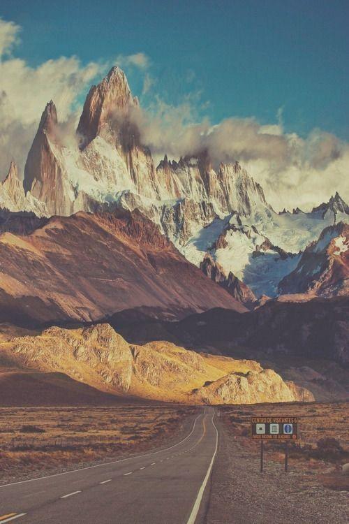 Argentina. Cordillera de Los Andes