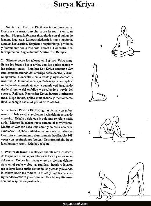 Kriya kundalini yoga - http://yogaposes8.com/kriya-kundalini-yoga.html