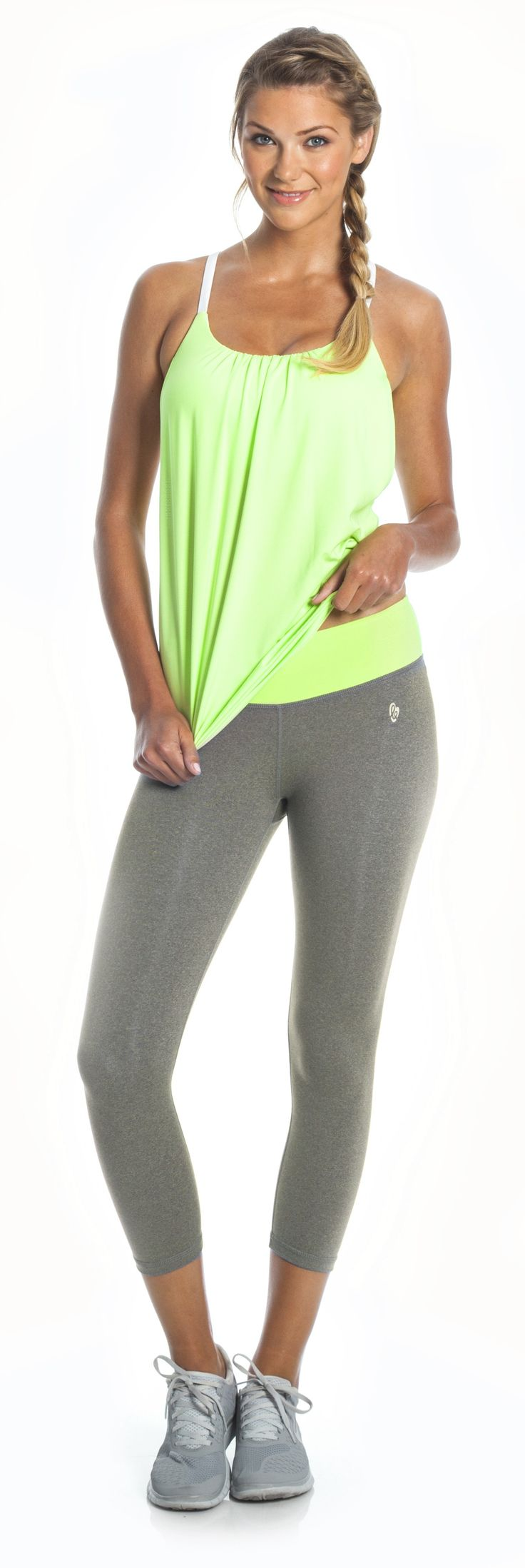 Where are the cute workout clothes for women that have design elements such as asymmetry, color blocking, silhouetting, contour seaming and catwalk quality trims and zippers? There is a void in the marketplace of fitness clothing for women I decided.