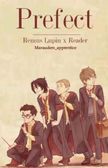 Prefect - Young Remus Lupin X Reader | Harry potter fan ...Young James Potter X Reader