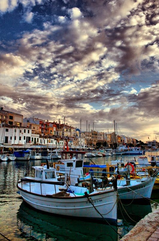 Ciutadella,  Menorca  Balears  Spain