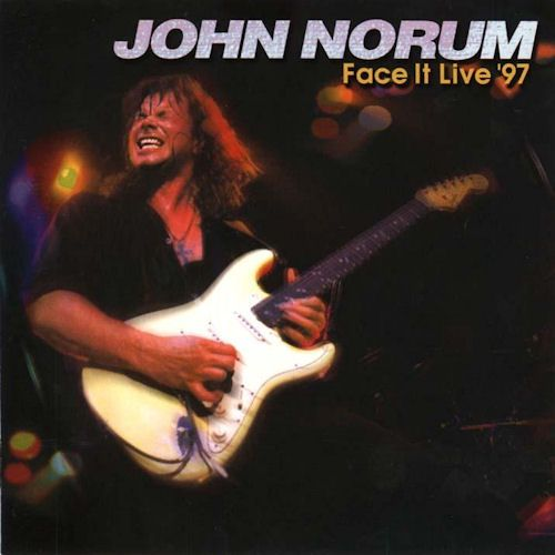 FACE IT LIVE '97 (1997) #johnnorum Check John Norum complete discography at http://www.johnnorum.se/discography/