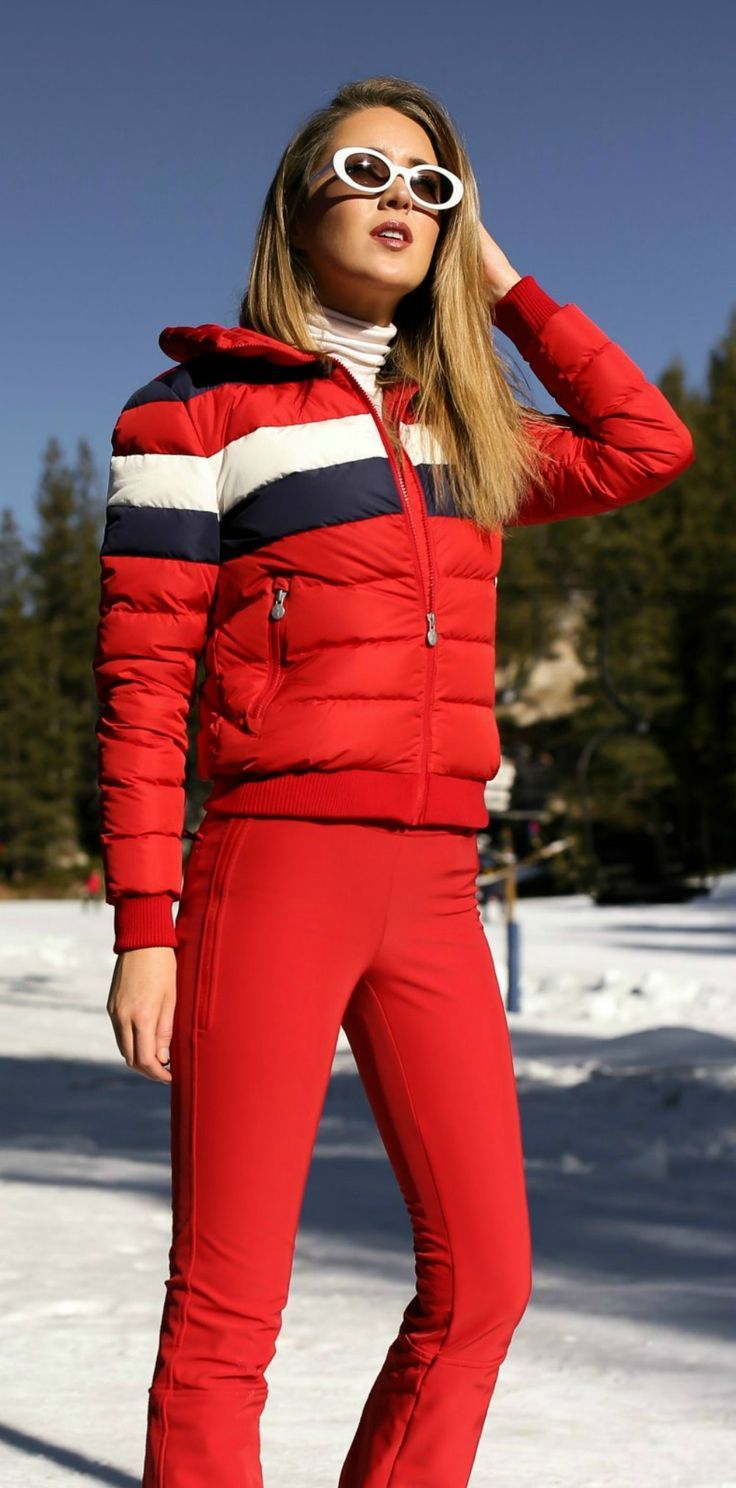Watch Fashionable Skiwear: What Stylish Girls Choose for the Slopes video