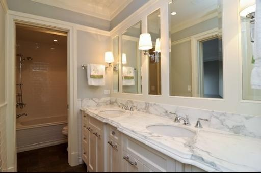 jack and jill bathroom bathrooms pinterest