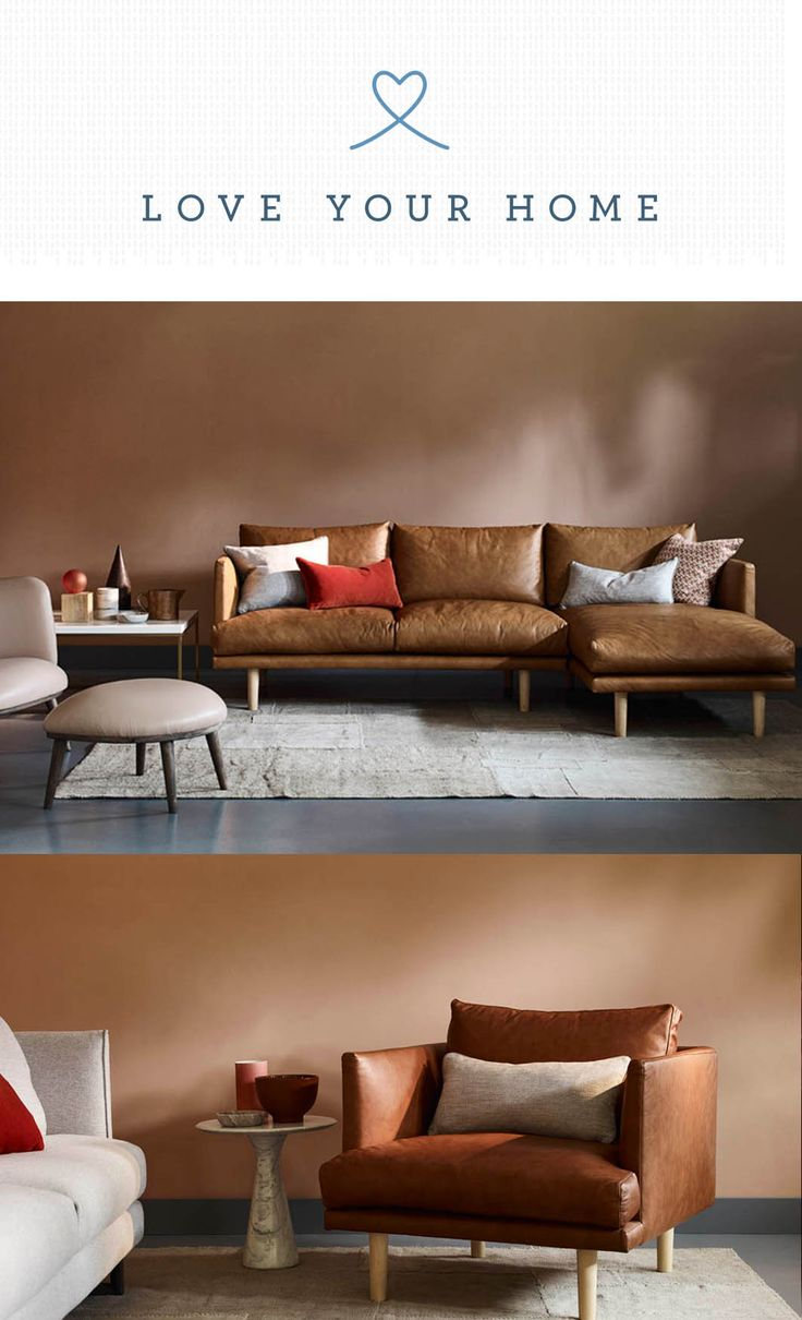 We think the NEW Ottilie leather sofa is our Best yet, contemporary, classic, with a vintage Mid Centenary feel, so comfortable, and the NEW Ottilie chair is the perfect compliment in Leather or wool. All available in bespoke sizes. Visit our showroom, Guildford, UK