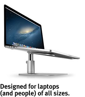 HiRise for #MacBook by Twelve South – #gadget for $69.99 // pinned by @welkerpatrick