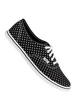 vans authentic lo pro sneaker schwarz black shoes. Black Bedroom Furniture Sets. Home Design Ideas