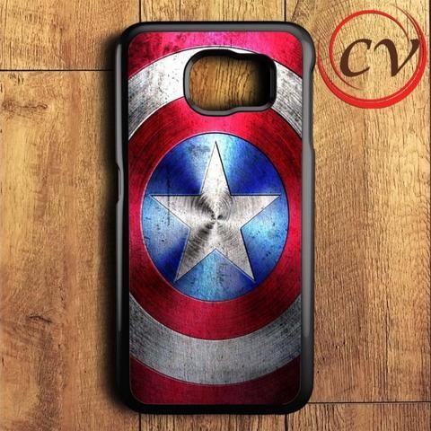 Avengers Captain America Samsung Galaxy S7 Case