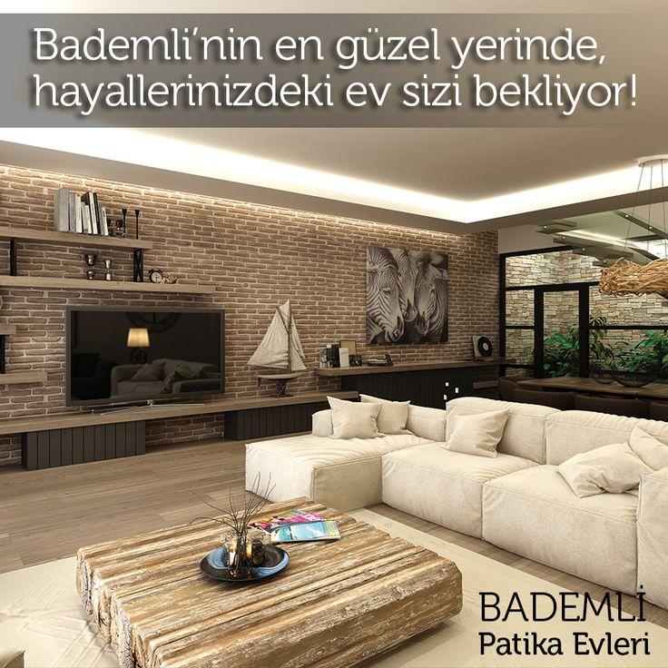 Bademli'nin en güzel yerinde, hayallerinizdeki ev sizi bekliyor! #bursa #bademli #patika #yatırım #ev #villa #konfor #hayal #villa #luks #site #house #investment #turkey
