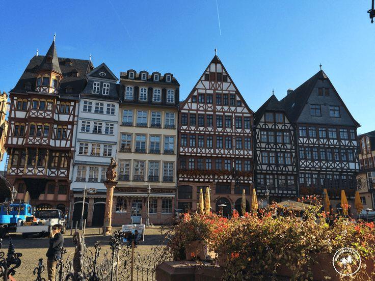 18 rincones para descubrir Frankfurt (Alemania)