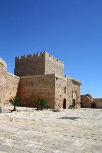 Castillo de Macael .Almeria Spain.