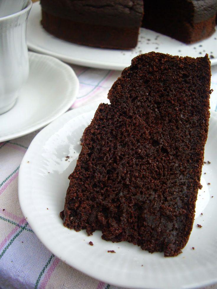 Coffee&ChoColate: Torta barbabietole rosse e cacao (Veg)
