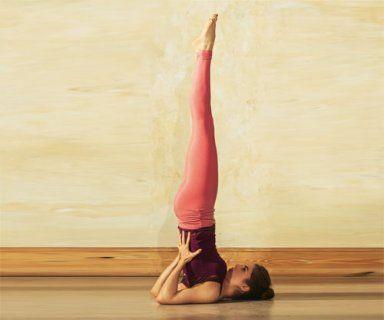 Beauty-Yoga: Diese Übungen bringen Sie zum Strahlen - BRIGITTE.de