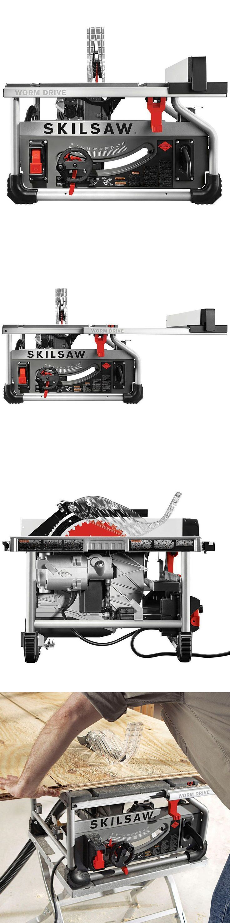Corded Circular Saws 20785: Skilsaw Spt70wt-22 10-Inch 15-Amp Worm Drive Table Saw Diablo Blade -> BUY IT NOW ONLY: $344.99 on eBay!
