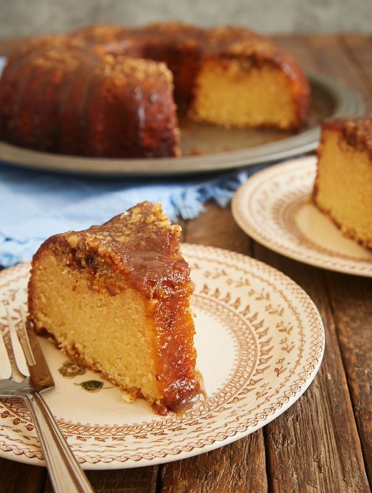 180 best images about pumpkin season on pinterest for Easy bundt cake recipes from scratch