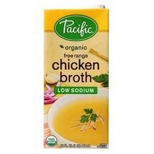 Pacific Natural Foods Chicken Broth from Earth Fare $5.00