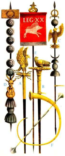 Insignes de légion