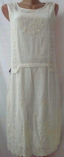 Rochie Zara Dress White ! Vezi aici alte articole ZARA: https://m.facebook.com/Millinery.Boutique