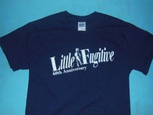 LittleFugitive.60thAnniversary.T-shirt