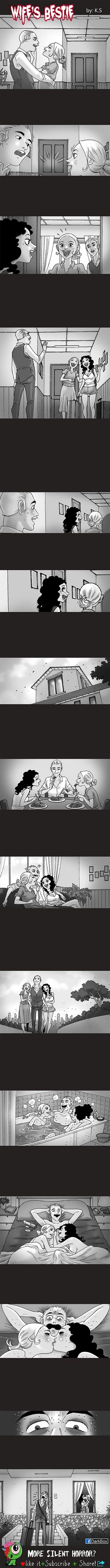 Silent Horror chap 80: Bạn thân của vợ