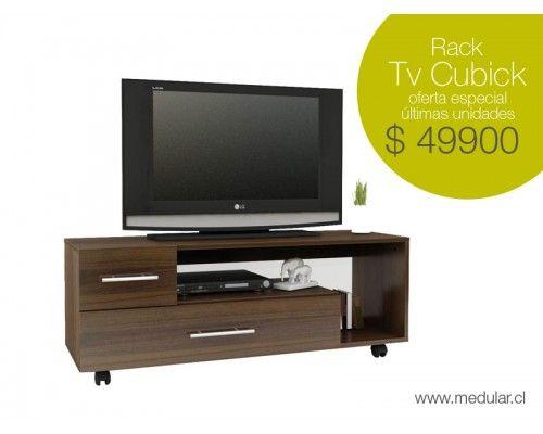 Rack TV Cubik