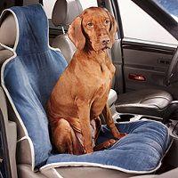 Luxury Single Pet Seat Cover