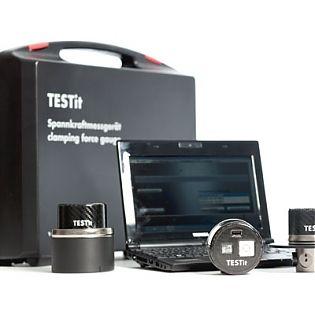 TESTit erőmérő, Gimex, hidraulika, munkadarab befogás, rögzítéstechnika, új generáció, Hainbuch, autóipar, tokmány