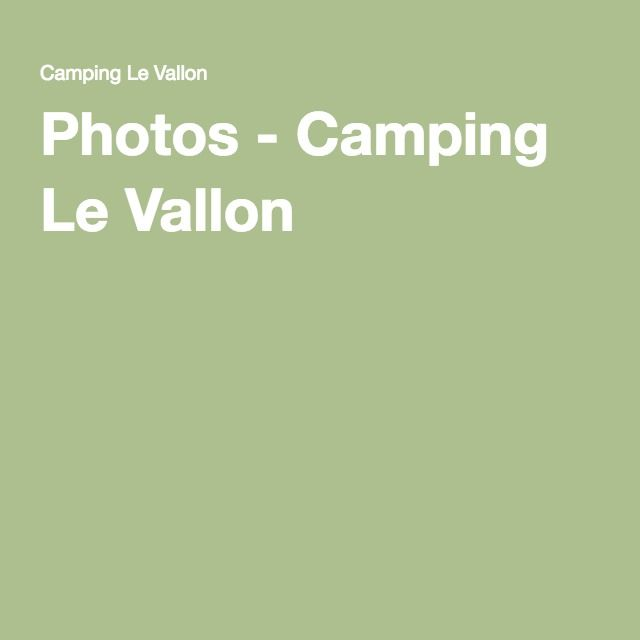 Photos - Camping Le Vallon, Provence