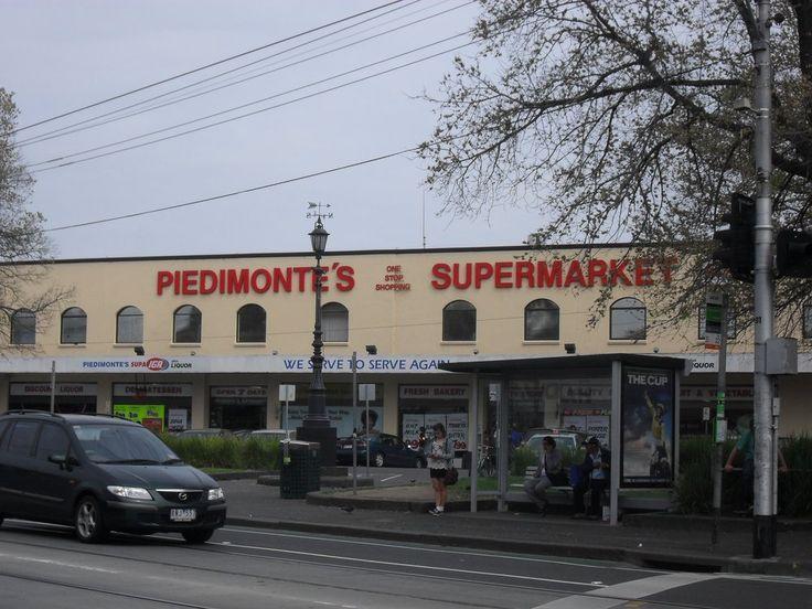 Piedimonte's Supermarkets - Fitzroy North Victoria, Australia