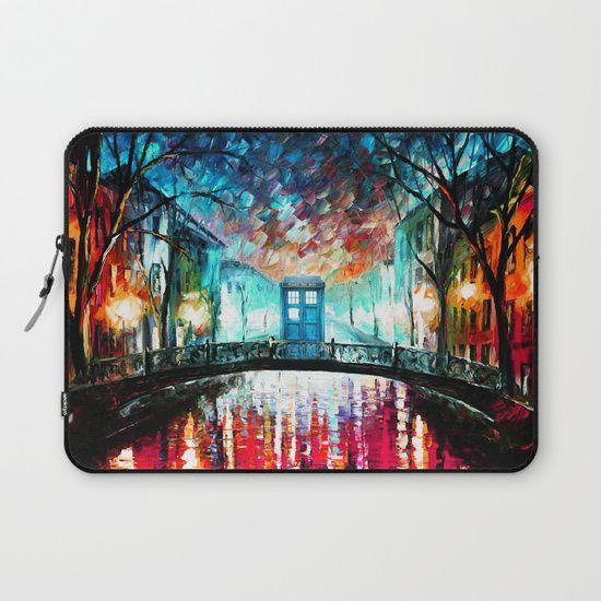 Tardis With Beautiful Starry Night - $36