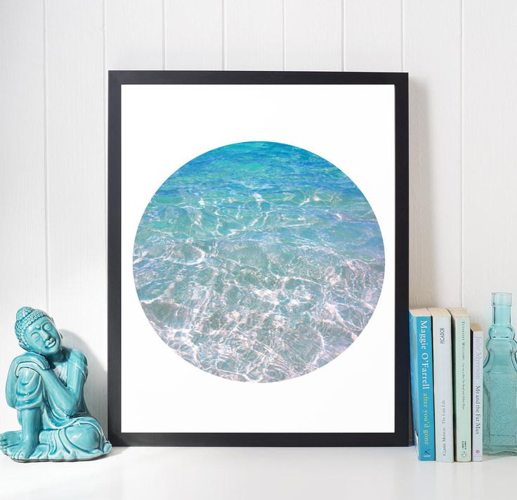 #Turquoise #WallArt, #Coastal #Decor, #ClearWaters, #Tropical #TurquoiseWaters, #WaterPhotography #Sea #Circle Print, #Relax #WallArt, #Printable, #Zen, #Relaxing #Gifts JuliaApostolovaArt #Modern #Art, #Abstract #WallArt, #Minimal #Julia Apostolova, #Etsy  #homedecor #coastaldecor #interior #bedroom #designer #interiordesigner #decor #interiordesign #minimalart #modernart #contemporar