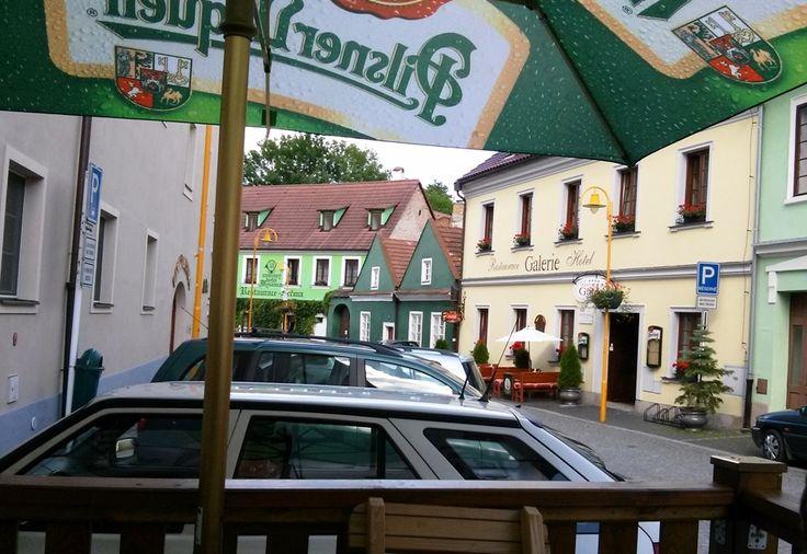 Rožumberská ulice - Třeboň