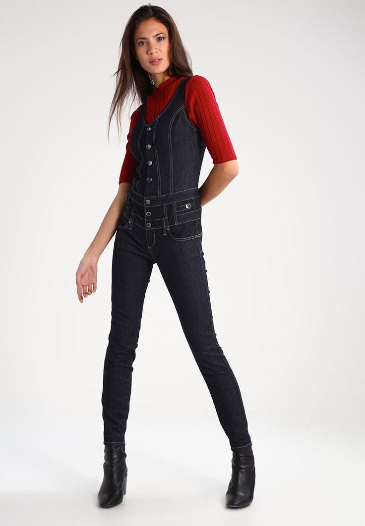 Liu Jo Jeans NEW RAMPY Combinaison dark-blue denim