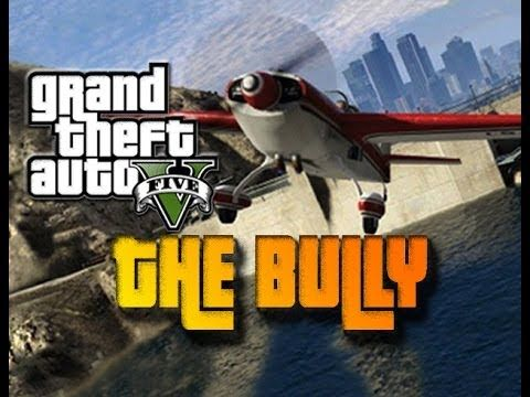 Goononfire~The bully. GTA V