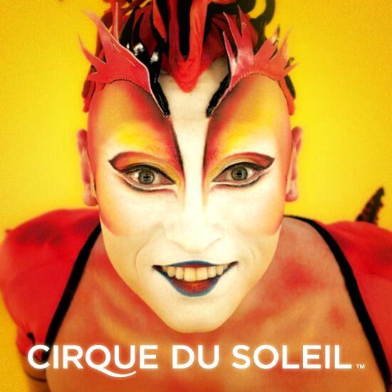 Have you got tickets to see Cirque Du Soleil whilst it's in Amsterdam? https://www.cirquedusoleil.com/
