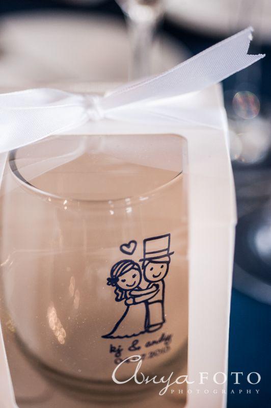 Wedding Favors anyafoto.com #wedding #weddingcakes, wedding favor ideas, wedding favor desings, glasswear wedding favor