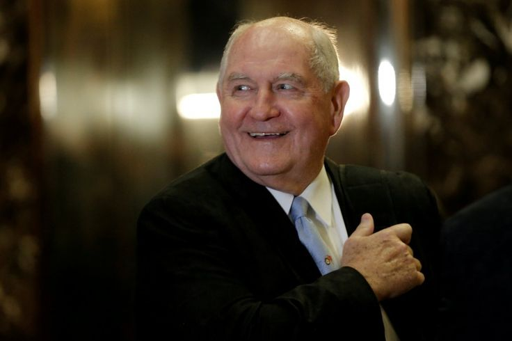 Climate change has big implications for farmers. Will Sonny Perdue get that?