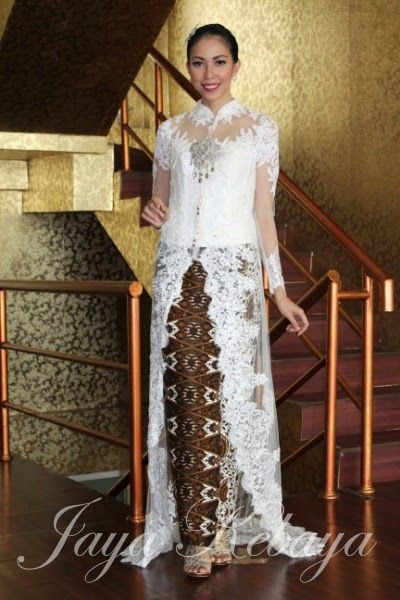 RP: Kebaya Wedding Dress 2014 | jayakebaya.com