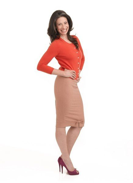 Stacy London-- I love  Her!!! Her fashion and personality, good role model!