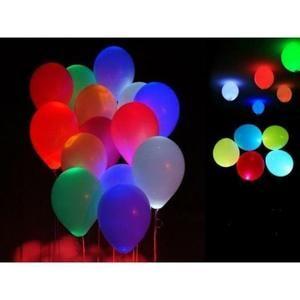 BALLON DÉCORATIF  Lot de 30 Ballons LED Anniversaire Mariage Bapteme
