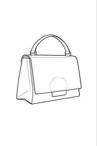 Wgsn Contemporary Lady Bag The Classic Handbag Returns In Smaller Proportions Colours Update And Have Particular Im