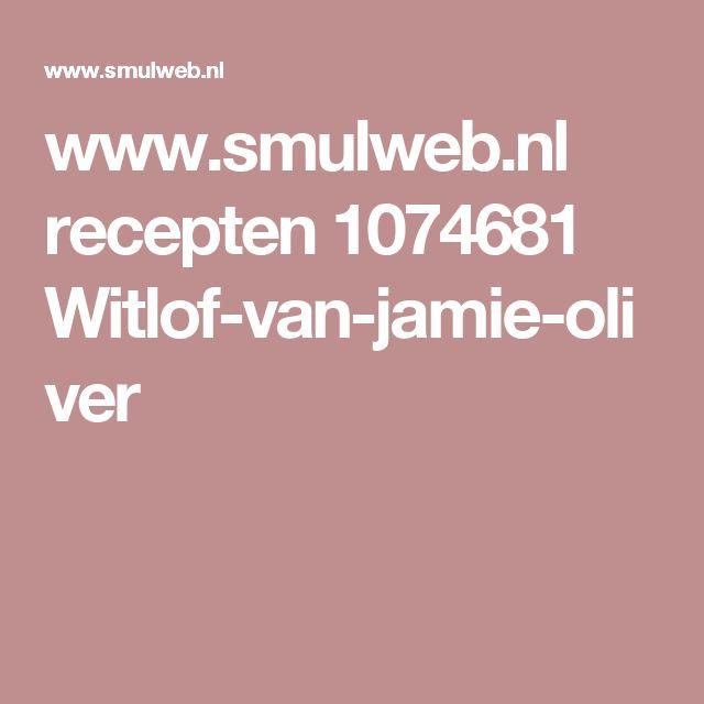 www.smulweb.nl recepten 1074681 Witlof-van-jamie-oliver