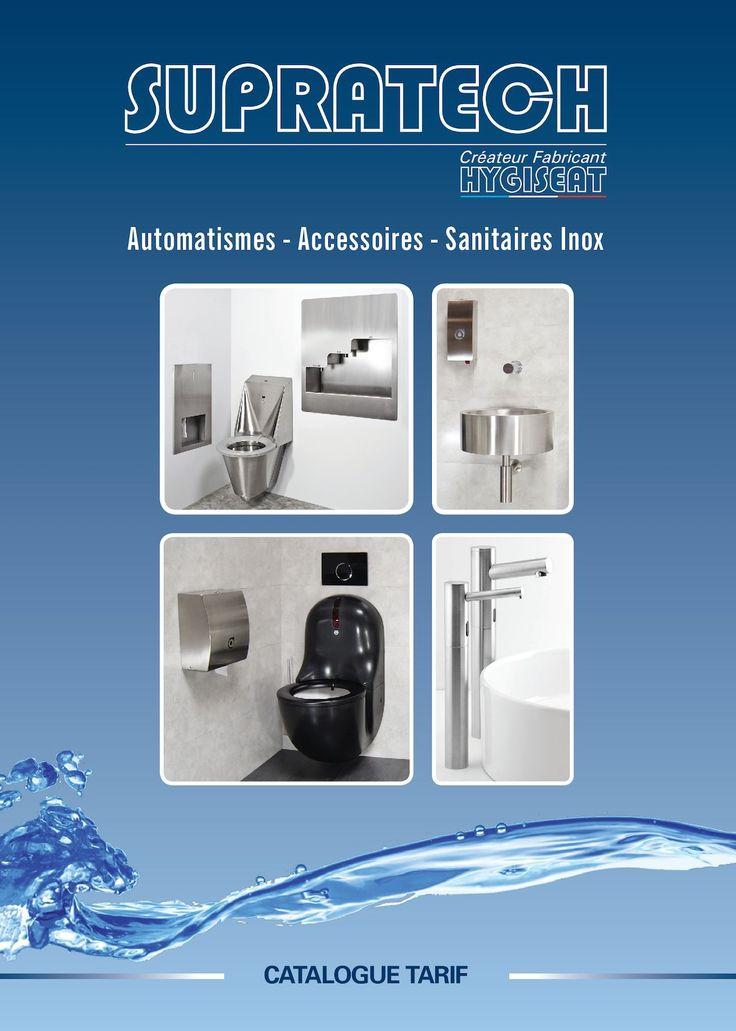 Entreprise familiale française, SUPRATECH c'est plusieurs décennies d'expérience pour l'équipement des sanitaires en collectivités. Créateur et fabricant à l'origine du WC automatique HYGISEAT, qui assure le lavage et la...