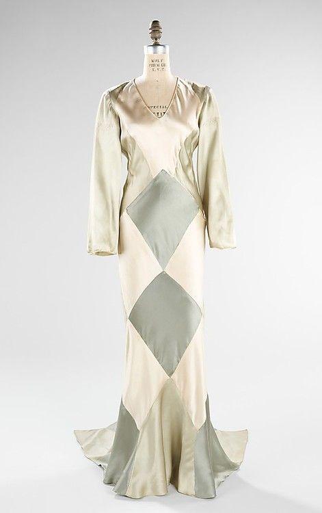 Dress Jessie Franklin Turner, 1932 The Metropolitan Museum of Art