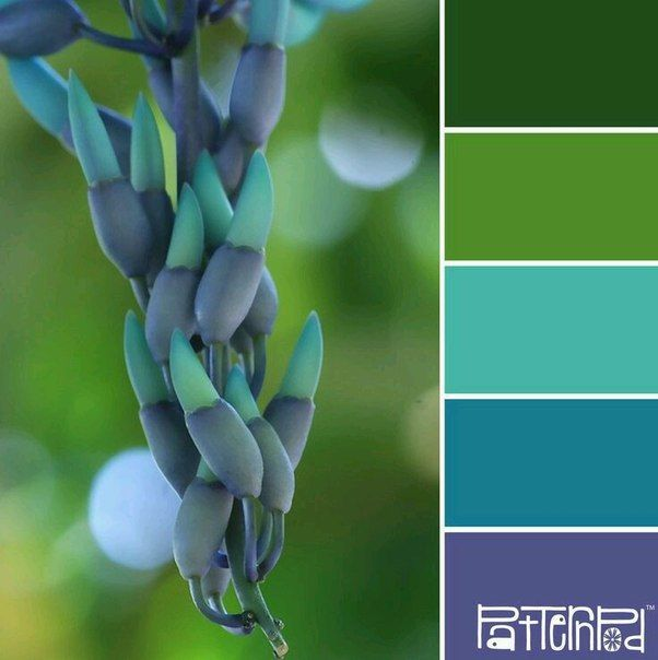 таблица смешивания цветов полимерной глины -Color recipy