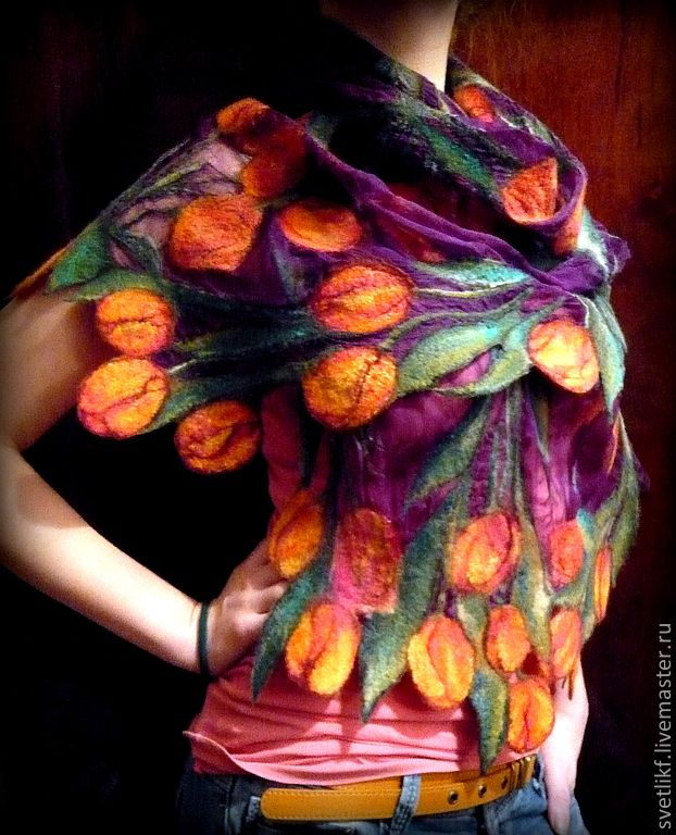 Felted.