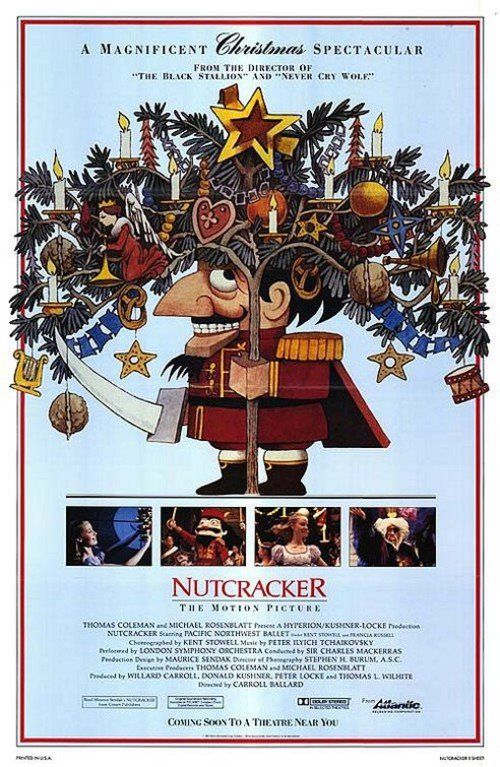 Watch Nutcracker: The Motion Picture 1986 Full Movie Online Free