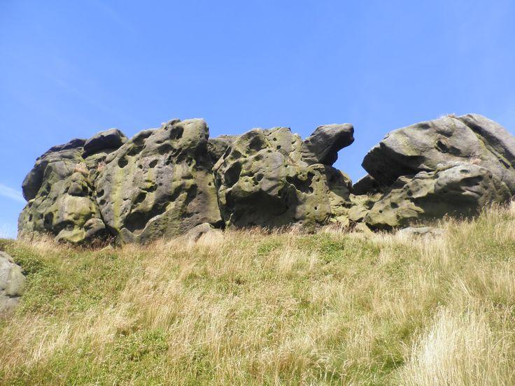 Grinah Stones, Bleaklow