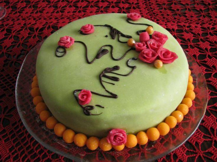 Martsipani tort